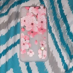 Flower Handle iPhone XS MAX Case